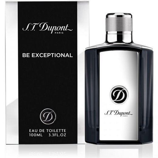 S.T. Dupont Be Exceptional  (Tualetes ūdens vīrietim)
