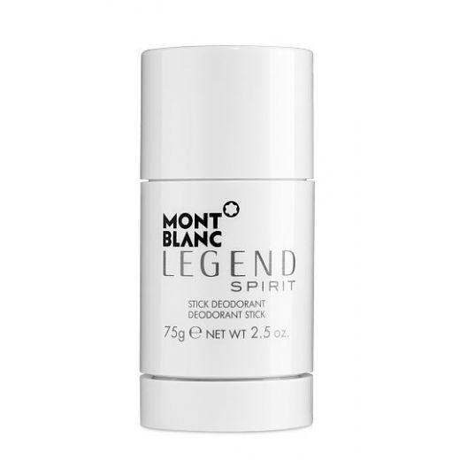 MontBlanc Legend Spirit Deo Stick 75 g (Parfimēts dezodorants - zīmulis)