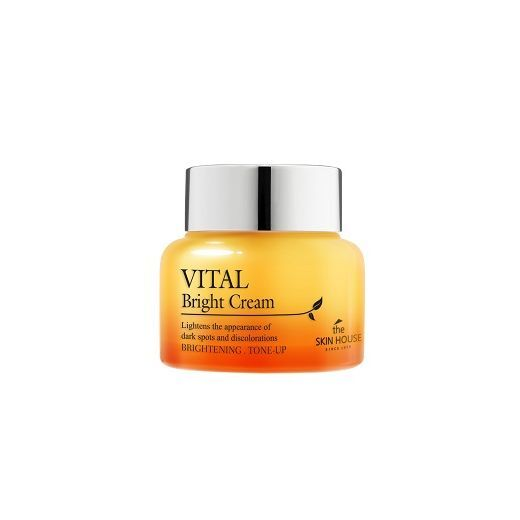 The Skin House Vital Bright Cream  (Balinošs sejas krēms)
