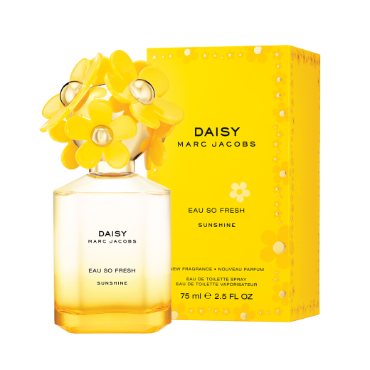 Marc Jacobs Daisy Eau So Fresh Sunshine  (Tualetes ūdens sievietei)