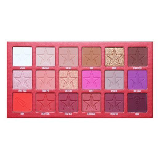 Jeffree Star Cosmetics Blood Sugar Eyeshadow Palette   (Acu ēnu palete)