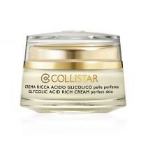 Collistar Pure Actives Glycolic Acid Rich Cream ( Krēms ar glikolskābi)