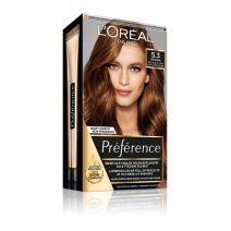 L'Oreal Paris Preference Hair Color 5.3 Virginie  (Matu krāsa)