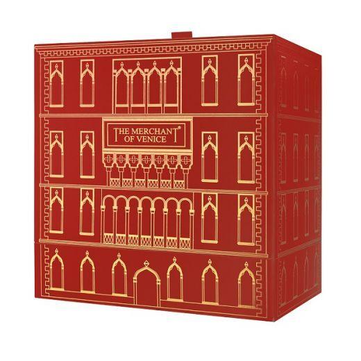 The Merchant of Venice Red Potion Set  (Aromāta komplekts sievietei)