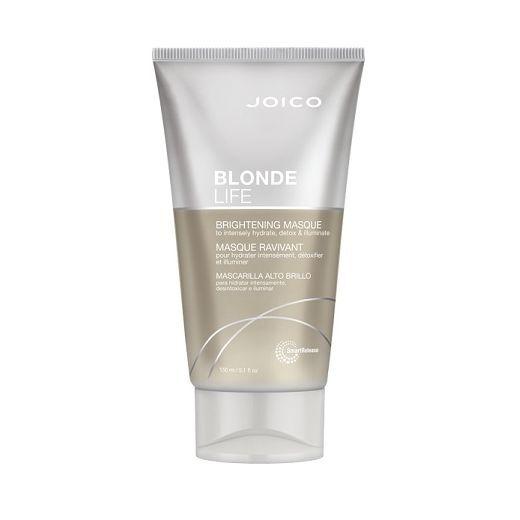 Joico Blonde Life Brightening Masque   (Intensīvi mitrinoša matu maska blondiem matiem)