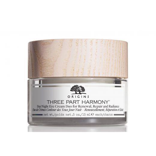 Three Part Harmony™ Day & Night Eye Cream Duo for Renewal, Repair and Radiance