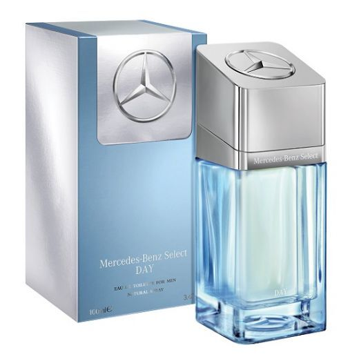 Mercedes Benz Select Day  (Tualetes ūdens vīrietim)