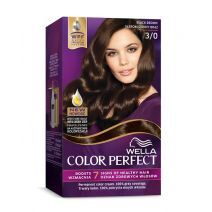 Wella Color Perfect 3/0 Black Brown  (Matu krāsa)