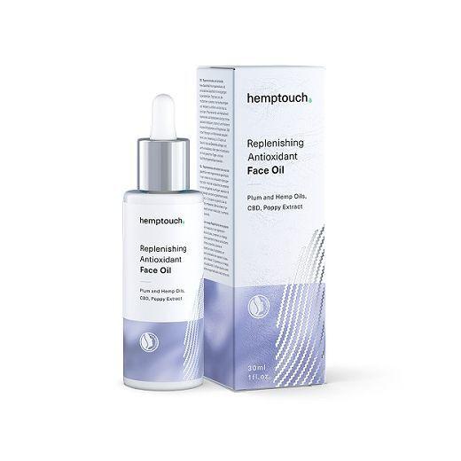 hemptouch Replenishing Antioxidant Face Oil   (Sejas eļļa)