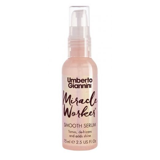 Umberto Giannini Miracle Worker Smooth Serum   (Nogludinošs matu serums)