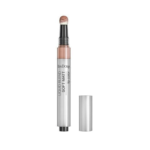Isadora Liquid Blend Soft Matt Lip Color  (Matēta lūpu krāsa)