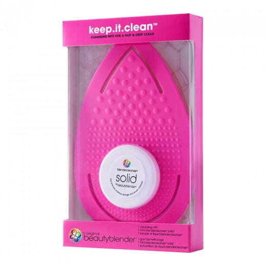 Beauty Blender Cleansing Mitt  (Spondžu un otu kopšanas līdzeklis)