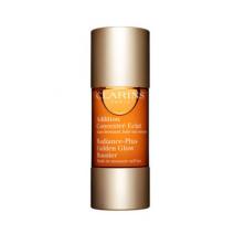 Clarins Radiance-Plus Golden Glow Booster(Paštonējošais koncentrāts sejai)