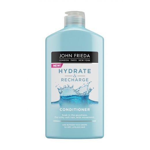 John Frieda Hydrate & Recharge Conditioner  (Kondicionieris sausiem matiem)
