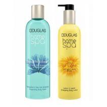 Douglas Home SPA Seathalasso Body Wash + Joy Of Light Body Lotion  (Ķermeņa kopšanas komplekts)