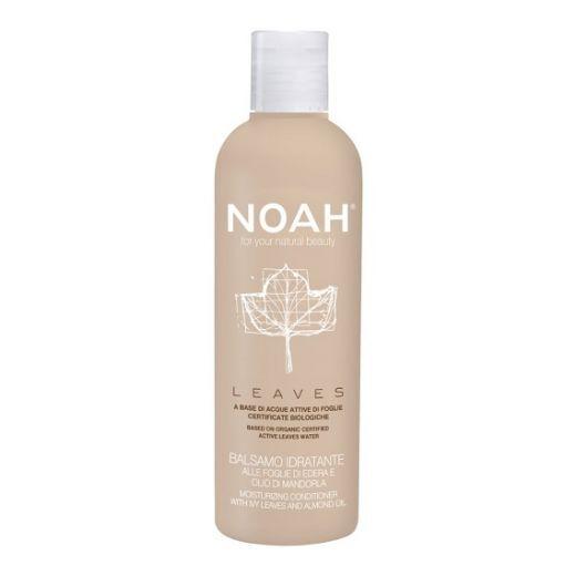 NOAH Moisturizing Conditioner With Ivy Leaves and Almond Oil  (Mitrinošs matu kondicionieris ar efej