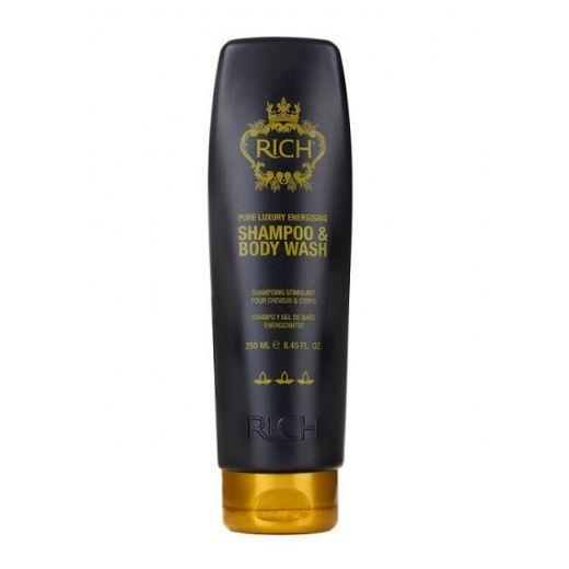 Rich Pure Luxury Energising Shampoo & Body Wash  (Šampūns un dušas želeja)