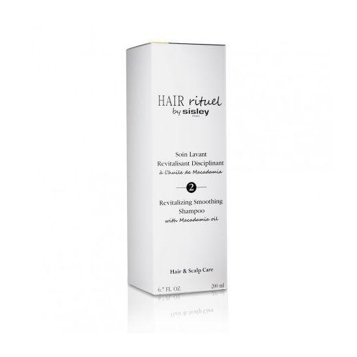 Sisley Soin Lavant Revitalizing Smoothing Shampoo  (Atjaunojošs nogludinošs matu šampūns)