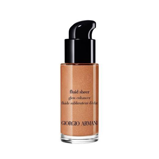 Giorgio Armani Beauty Fluid Sheer  (Izgaismojošs krēms)