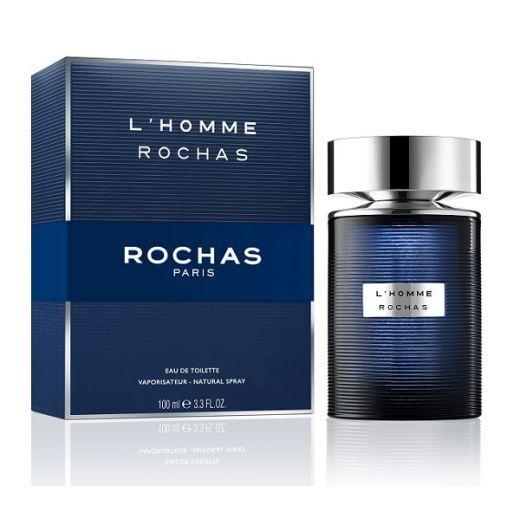 Rochas L`Homme Rochas  (Tualetes ūdens vīrietim)