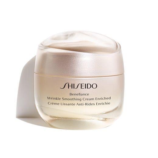 Shiseido Benefiance Enriched Wrinkle Smoothing Cream   (Atjaunojošs sejas krēms sausai ādai)
