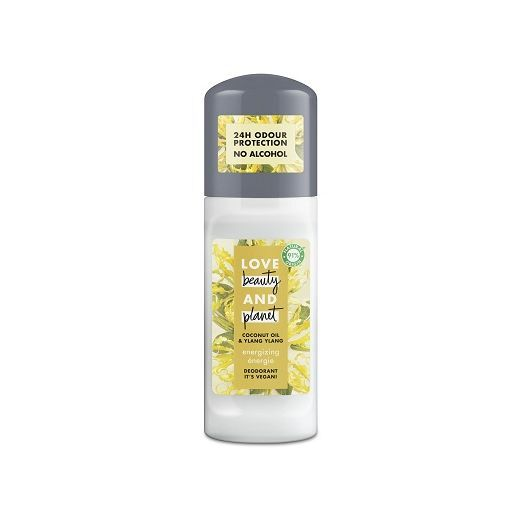Love Beauty and Planet Coconut Oil & Ylang Ylang Roll-On   (Dezodorants rullītis)
