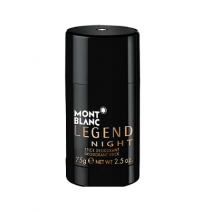 MontBlanc Legend Night Deo Stick  (Dezodorants)