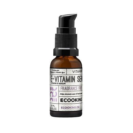 Ecooking Vitamin E Serum   (Nomierinošs serums sejai)