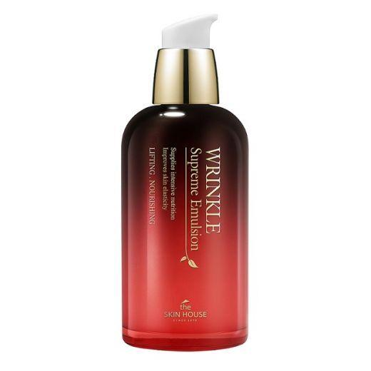 The Skin House Wrinkle Supreme Emulsion  (Pretnovecošanās emulsija sejai)
