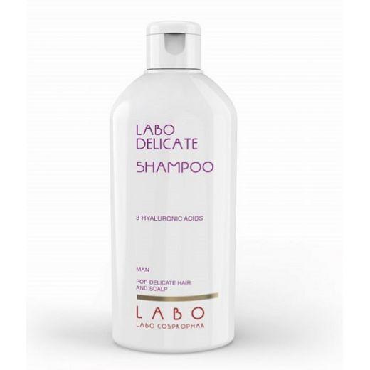 LABO Delicate Shampoo For Man  (Šampūns jūtīgai galvas ādai vīriešiem)