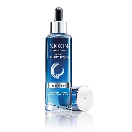 NIOXIN Night Density Rescue  (Nakts serums galvas ādai)