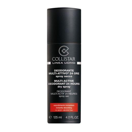 Collistar Multi-Active Deodorant 24 Hours 125 ml  (Dezodorants ar 24 stundu iedarbību)