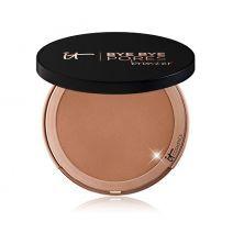 IT Cosmetics Bye Bye Pores Bronzer  (Poras maskējošs iedeguma pūderis)