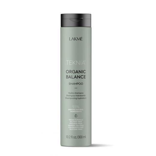 Lakmé Teknia Organic Balance Shampoo  (Mitrinošs šampūns matiem)