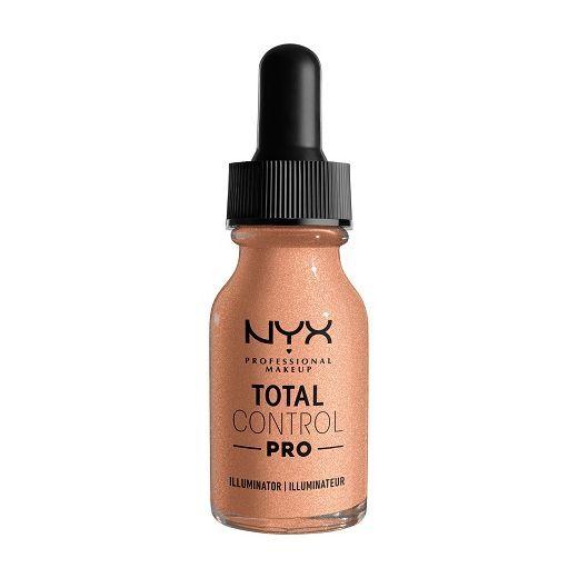 NYX Professional Makeup Total Control Pro Illuminator  (Izgaismotāji)