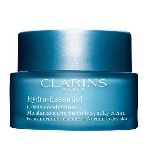 Clarins Hydra-Essentiel Silky Cream  (Mitrinošs sejas krēms)