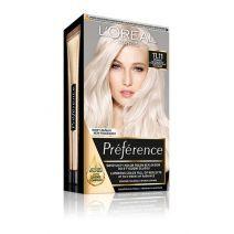 L'Oreal Paris Preference Hair Color 11.11 Ultra Light  (Matu krāsa)