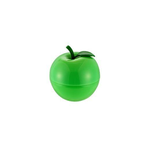 TONYMOLY Magic Food Mini Green Apple Lip Balm  (Mitrinošs lūpu balzams)