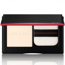 Shiseido Synchro Skin Invisible Silk Pressed Powder  (Kompaktais pūderis)