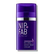 NIP+FAB Retinol Fix Overnight Cream  (Nakts sejas krēms ar retinolu)