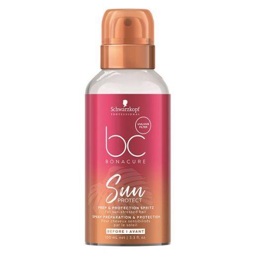 Schwarzkopf BC Bonacure Sun Protect Prep & Protection Spritz  (Izsmidzināmais līdzeklis matu sag