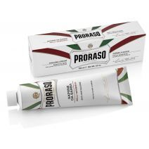 Proraso Green Tea & Oat Shaving Cream in A Tube  (Skūšanās krēms)
