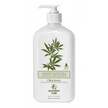 Australian Gold Hemp Nation Original Body Lotion  (Mitrinošs ķermeņa krēms)
