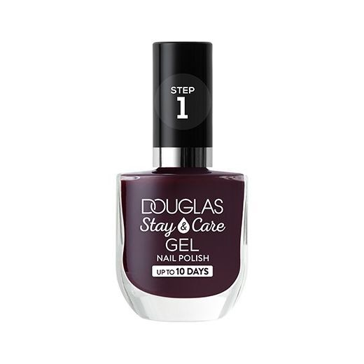 Douglas Make up Stay & Care Gel Effect Nail Polish (Nagu laka ar gēla efektu)