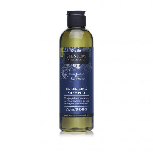 STENDERS Energizing Shampoo  (Uzmundrinošs šampūns vīriešiem)