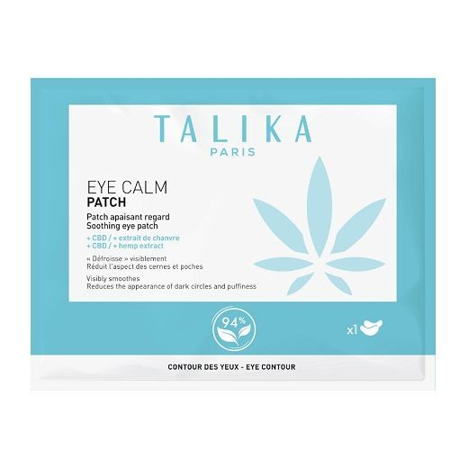 Talika Eye Patch Calm  (Nomierinoša maska acīm)