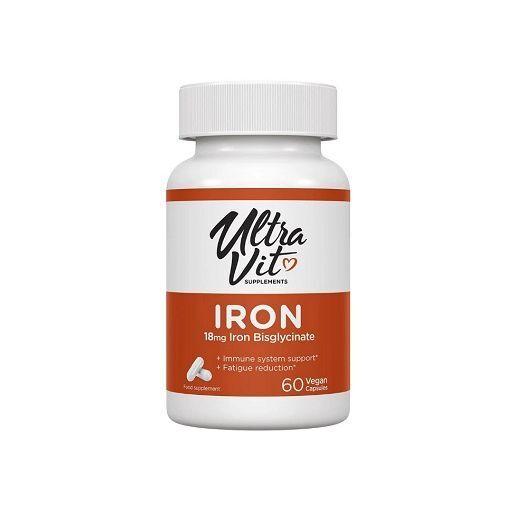 Ultravit Iron  (Uztura bagātinātājs)