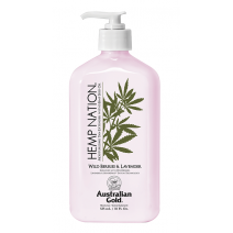 Australian Gold Hemp Nation Wild Berries & Lavander Body Lotion  (Mitrinošs ķermeņa krēms)