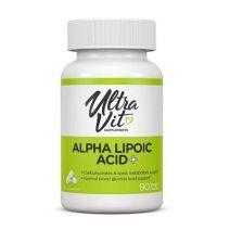 Ultravit Alpha Lipolic Acid   (Uztura bagātinātājs)