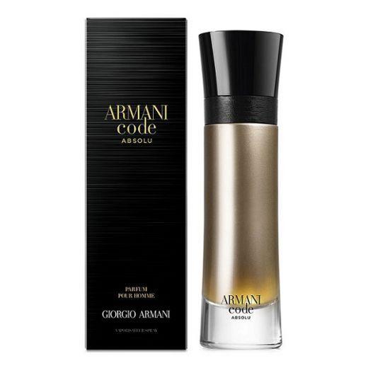 Giorgio Armani Armani Code Absolu Homme  (Parfimērijas ūdens vīrietim)